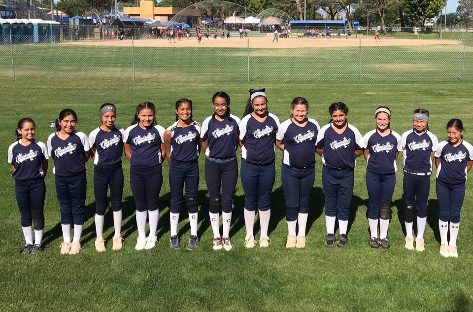 Camarillo Girls Softball